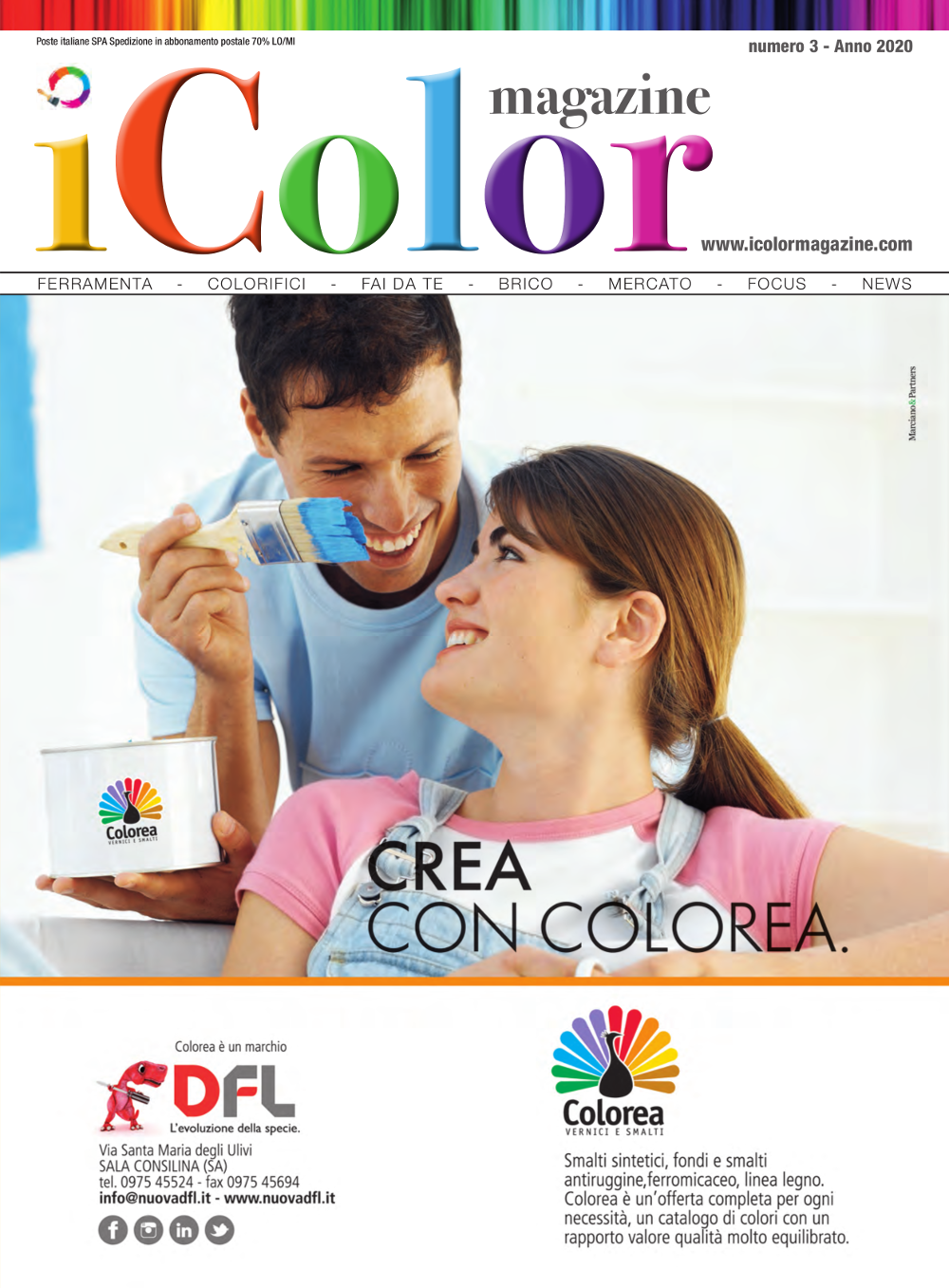 iColor Magazine